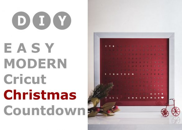 Christmas Countdown Wall Art Cover